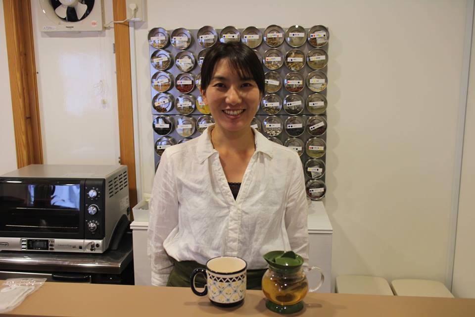 佐々木さん@経営するカフェ「メデテ」