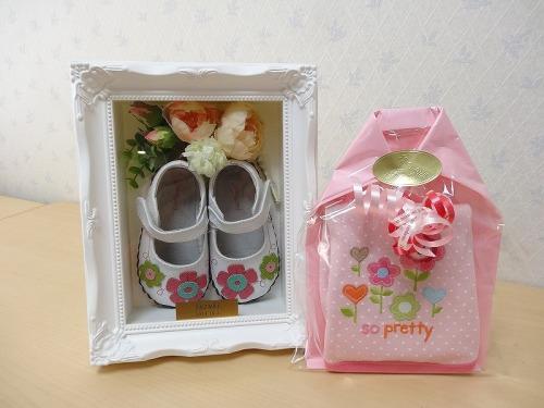 メモリアルボックスは出産祝いの品として好評です