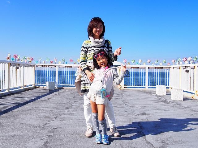 2014年11月 白浜旅行にて
