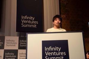 2014年 IVSの Launch Padに登壇