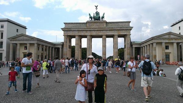 2014年ドイツ ベルリンにて
