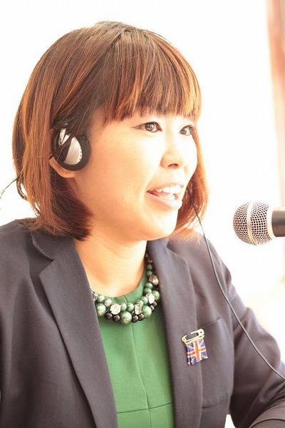 ラジオにも出演しました。この時に紹介した初田悦子さんの「きみのママより」の曲でスタジオが一気に感動の涙に!