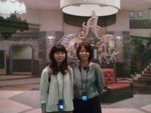 2013年11月、娘さんとと二人で上野の森美術館『種田陽平による三谷幸喜映画の世界観展』に。  二人とも、三谷幸喜氏と種田洋平氏のファン。