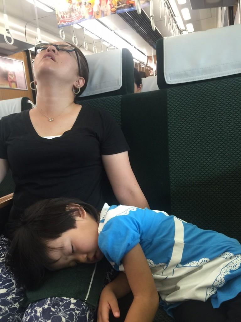 睡眠重要!by中田ぷうさん