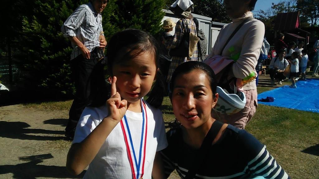 紀乃さん娘さん。
