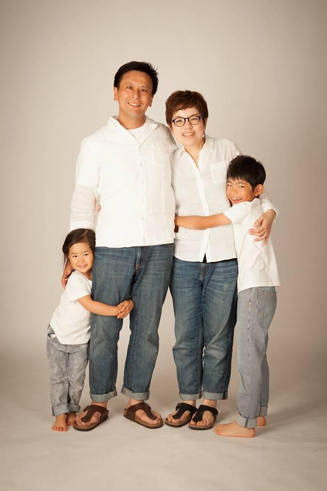 かまちゃん家族