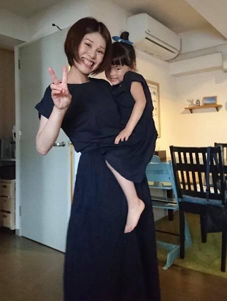 小松さんとお子さん