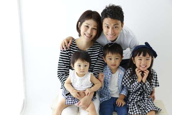 小松さん家族