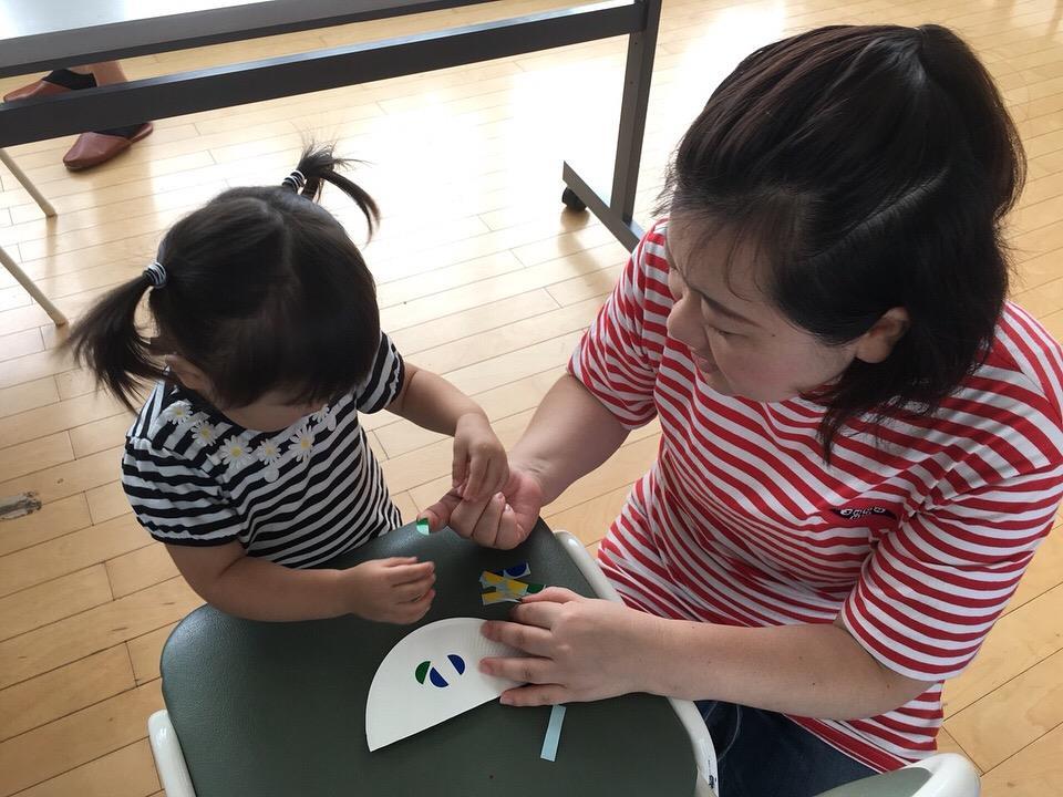最近の藤嶋さんと娘ちゃん