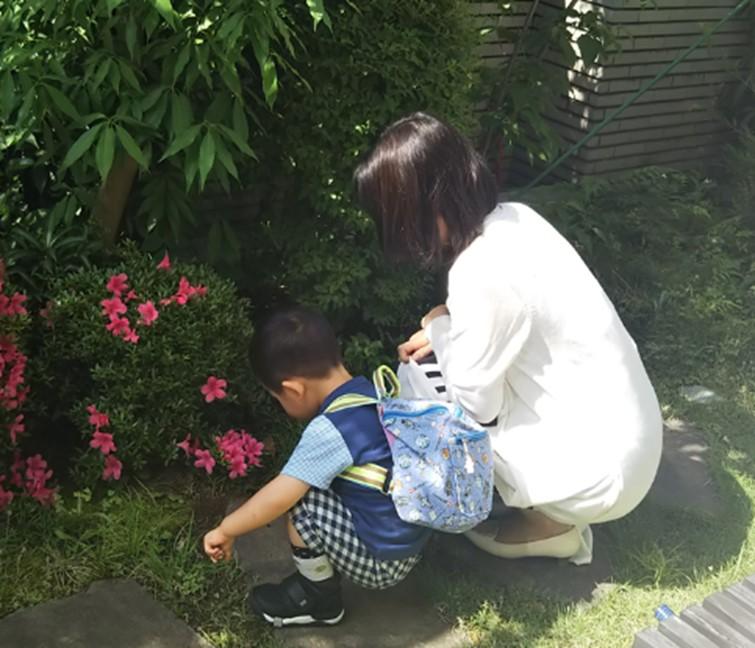 虫探し(男の子ママのつらいところ!?)